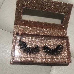 5D mink false eyelashes